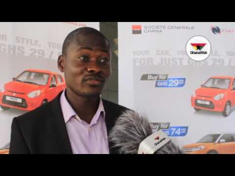 CFAO, SG Ghana launch 'Ride in Style'