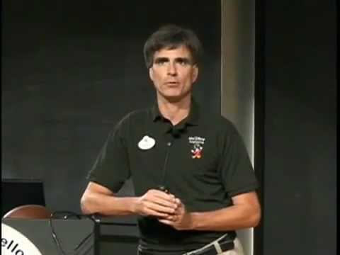 Last Lecture - Achieving your childhood dreams - Randy Pausch (Subtitles)