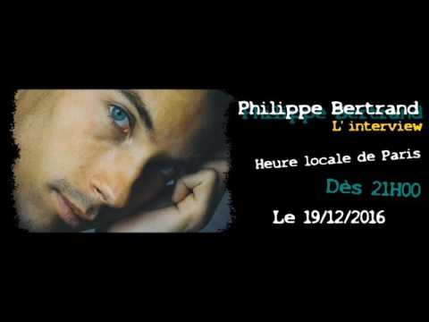 Interview Philippe Bertrand - Montreal Radio Cite