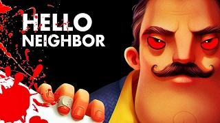 MON VOISIN EST UN TUEUR !   Hello Neighbor !