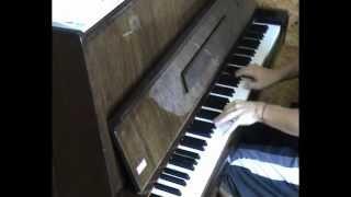 Aleksandra Kovac - Da te volim (piano cover)