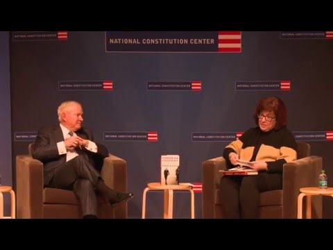 Robert M. Gates on Lessons on Leadership from 50 Years of Public Service