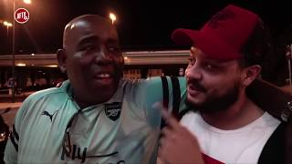 Robbie Gets Mashed In Lisbon (AFTV Vlog) | Sporting Lisbon vs Arsenal
