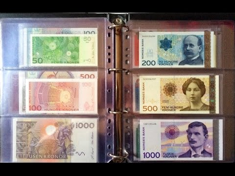 My Genuine & Uncirculated World Banknote Collection with some Rare Highest Denominations