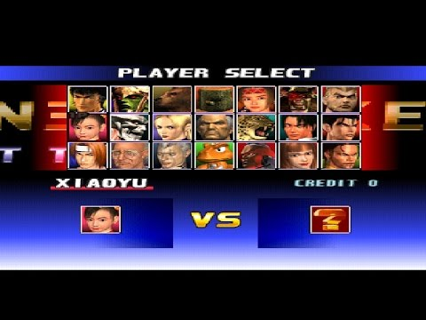 Tekken 3 all characters cheat | Free Data: Tekken 3 Cheat Codes free