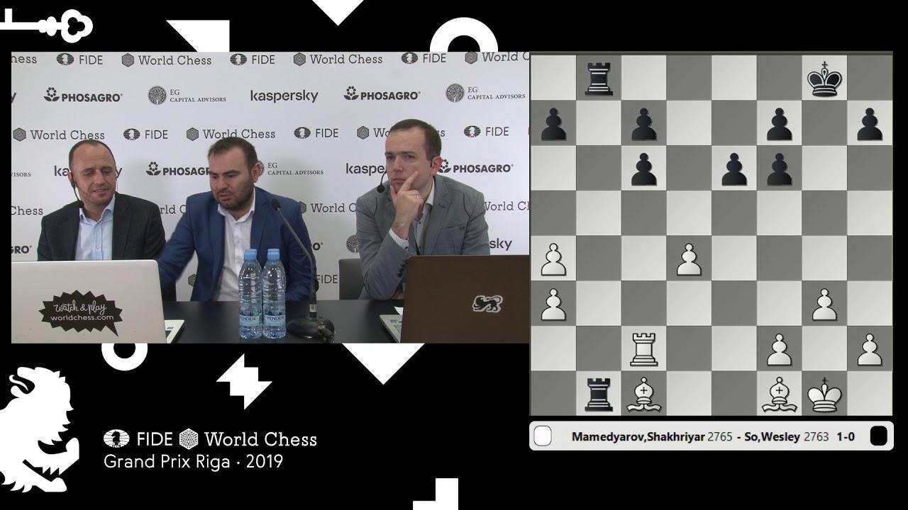 3b6f5c3a Mamedyarov & MVL reach Riga Grand Prix final | chess24.com