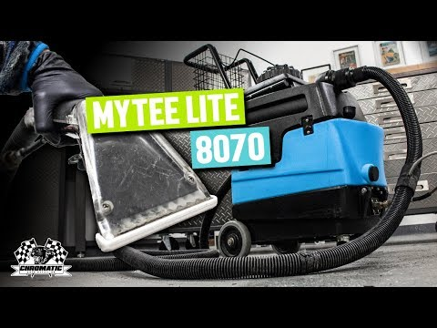 8070 Mytee Lite For Auto Detailing - 2 Years Of Extractor Love