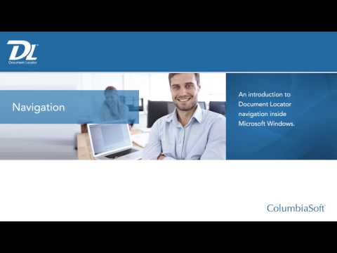 How to use Document Locator inside Windows - Basic Navigation