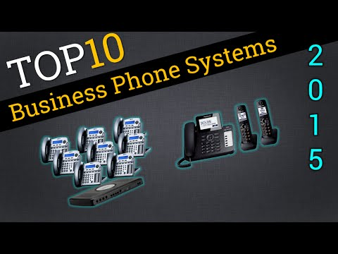 Top 10 Business Phone Systems 2015 | The Best Business Phone Systems