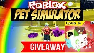 🔴Roblox Pet Simulator Dark Matter Giveaway🔴type !loots, !ko