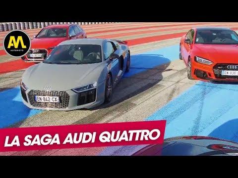 Audi Quattro : Il était une fois les quatre roues motrices...