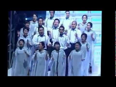 Ku Diberi Kuasa - All Artist.(The Creator Sari Live Praise and Worship Concert).