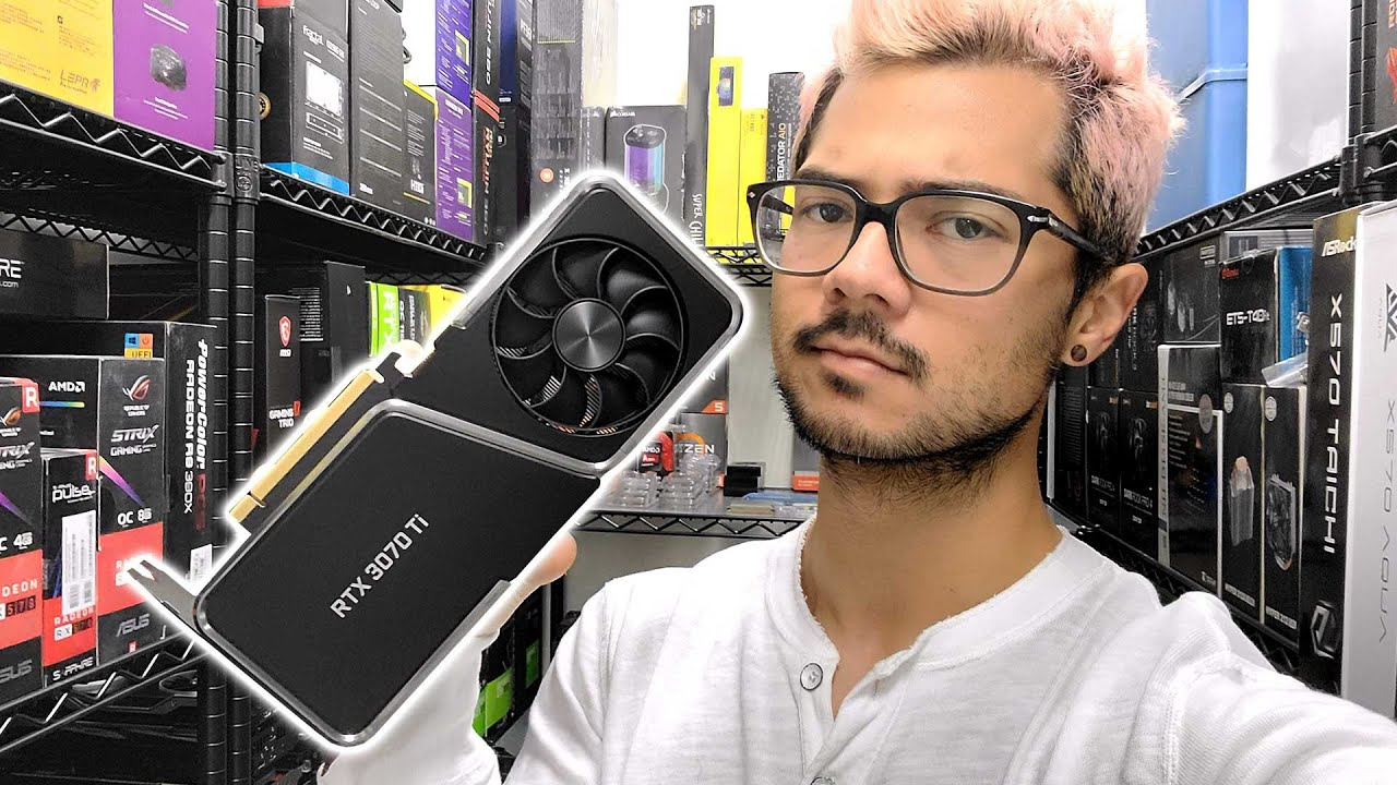 Even if you COULD buy an RTX 3070 Ti, I wouldn't.