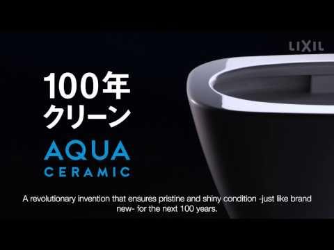 Aqua Ceramic Technology by INAX