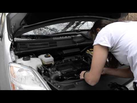 how to clean a mazda3 throttle body sensor