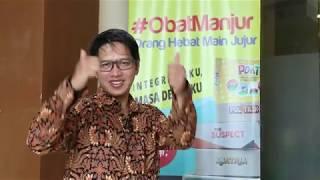 Edukasi Anti Korupsi oleh KPK bagi Peserta Diklat Guru PAUD dan Pendidikan Keluarga Tahun 2018