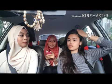 Karaoke and car ride shenanigans