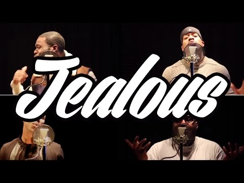 Jealous - Nick Jonas (AHMIR R&B Group cover)