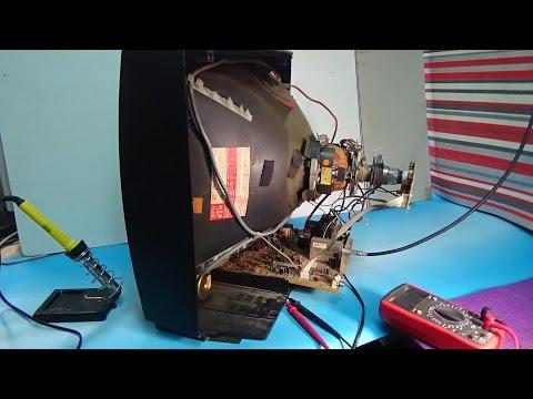 видео: Ремонт телевизора  philips