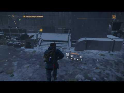 """The Division nivel 6 """"haciendo misiones y avanzando de nive #1l """""""