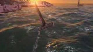 Premiers essais - Virtual Skipper 4