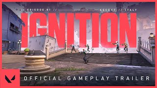 Episode 1: IGNITION // Official Launch Gameplay Trailer - VALORANT