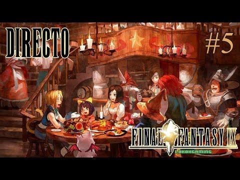 Make Final Fantasy IX - Guía - Directo #5 - Español - Final del CD2 - El Arbol Iifa - Retro Snapshots
