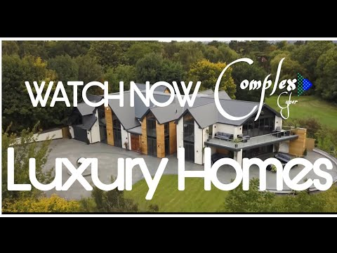 5 Great Luxury Homes In United Kingdom!   WATCH NOW !