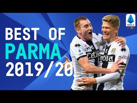 Best of Parma | Cornelius, Kulusevski, Gervinho | 2019/20 | Serie A TIM