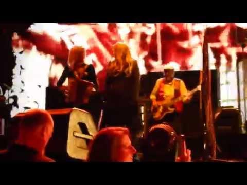Fleetwood Mac TUSK PARTIAL 4/6/15 Rabobank Arena Bakersfield, CA