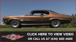 1970 Buick GS Stage 1 || For Sale