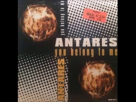 Antares  - You Belong To Me (Dance Mix)  Katokari