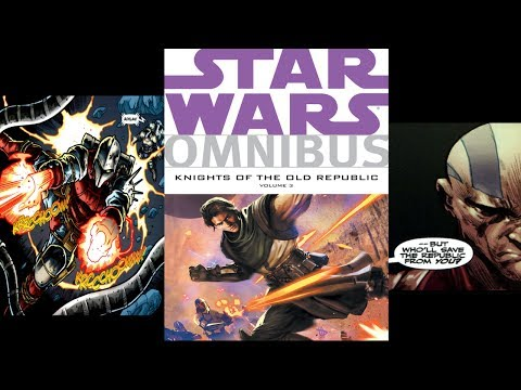 Star Wars Knights of the Old Republic Omnibus Volume 3 Review