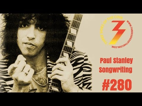 Ep. 280 The Paul Stanley Songwriting Episode
