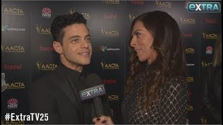 Rami Malek Gets Starstruck Over Nicole Kidman