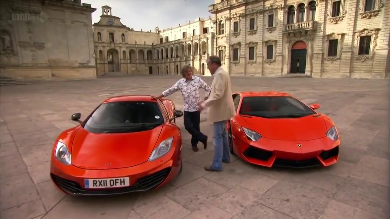 Top Gear Лучший среднемоторный суперкар Часть 1 | лучшее путешествие топ гир