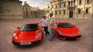 Top Gear  Лучший среднемоторный суперкар  Часть 1