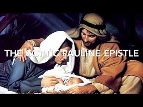 The Pauline Epistle Nativity Liturgy