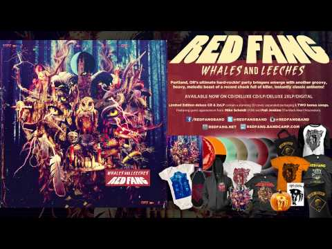 """RED FANG - """"BLACK WATER"""" (Official Bonus Track)"""
