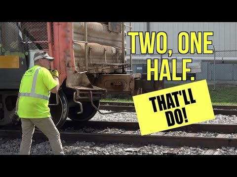 Two, One, Half, That'll do -  SWITCHING TATERS & Weird Signals