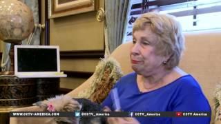Teens teach smartphone technology, social media to senior citizens