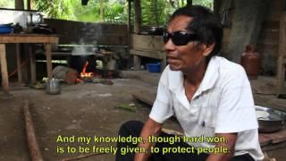 Meet the village curandero Benigno Dahua
