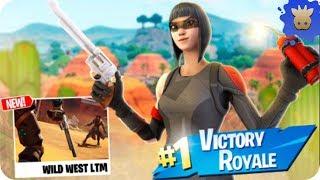 I don't like the Fortnite Wild West Challenge... | Fortnite Battle Royale