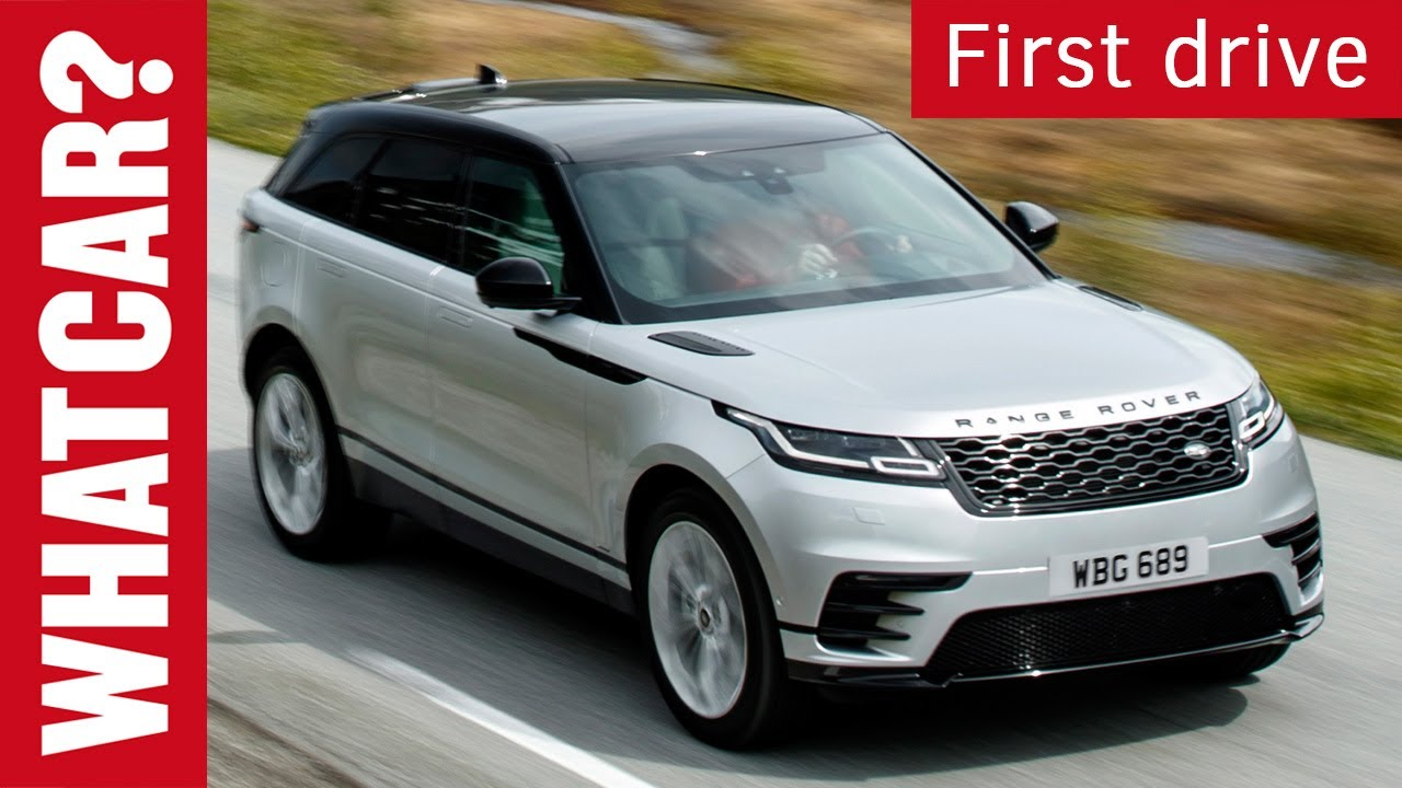 2017 Range Rover Velar review | Is Land Rover's latest SUV a hit? | What Car? first drive