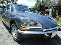 CITROEN DS21 pallas '1972