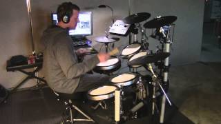 A Whiter Shade of Pale - Procol Harum - Drum Cover