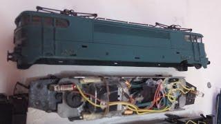 loco bb9201 annee 1970 numerique suite changement moteur