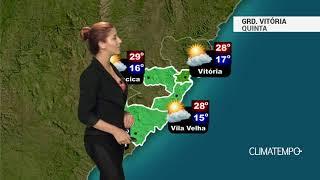 Previsão Grande Vitória - Mais sol