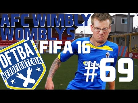 New Health and Fitness Show!: FIFA 16 Wimbly Womblys #69