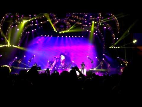KISS 2013 Intro/Psycho Circus Saskatoon